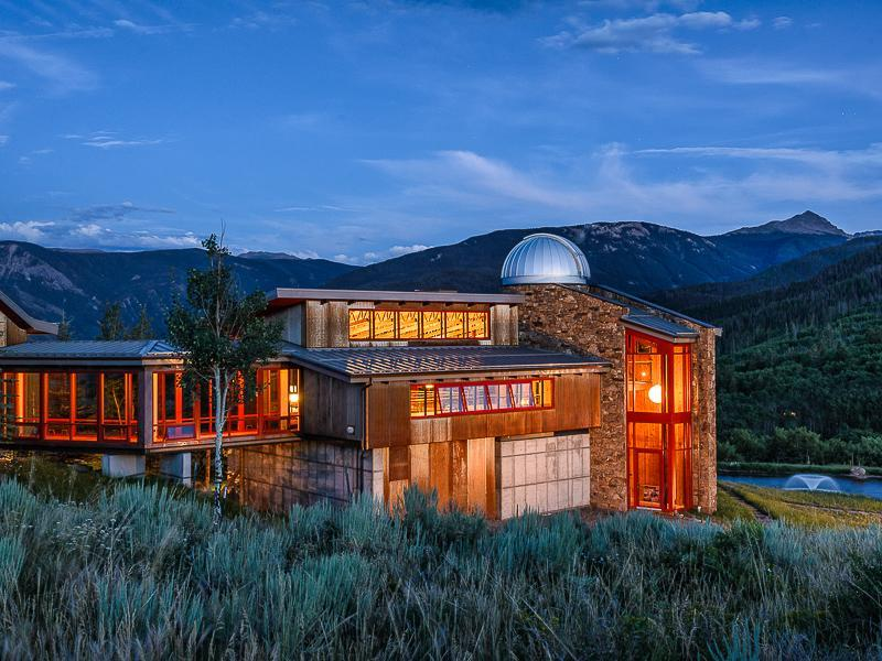 telescope observatory home