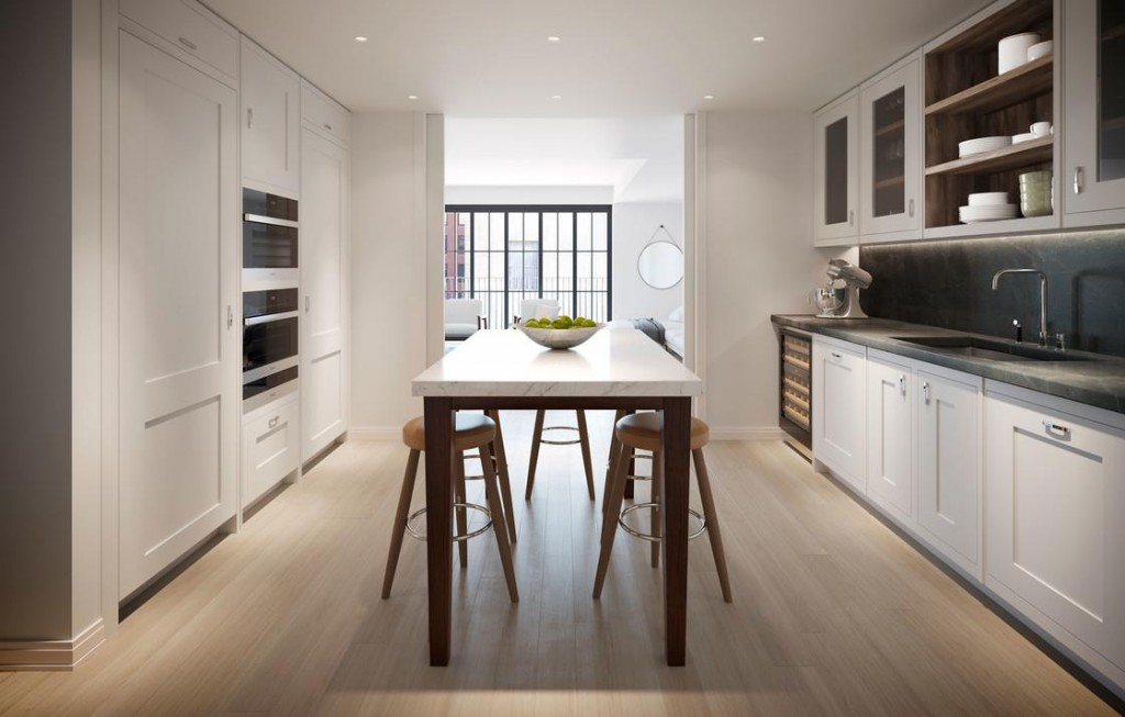221 West 77 kitchen